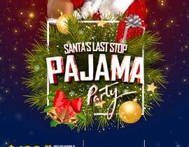 #34 for Christmas nightclub party flyer af Daniyal2013