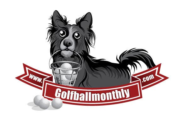 #52 for Logo Design for golfballmonthly.com by royind