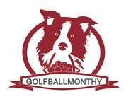 Graphic Design Konkurrenceindlæg #44 for Logo Design for golfballmonthly.com