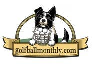 Graphic Design Konkurrenceindlæg #150 for Logo Design for golfballmonthly.com