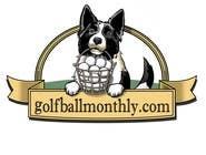 Graphic Design Konkurrenceindlæg #141 for Logo Design for golfballmonthly.com