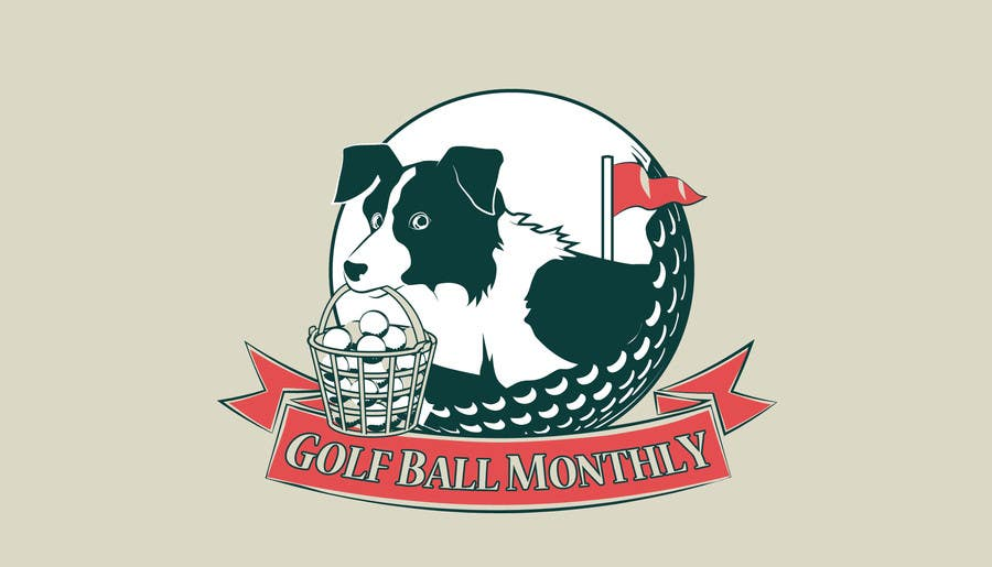 #116 for Logo Design for golfballmonthly.com by OtherWorldMedia