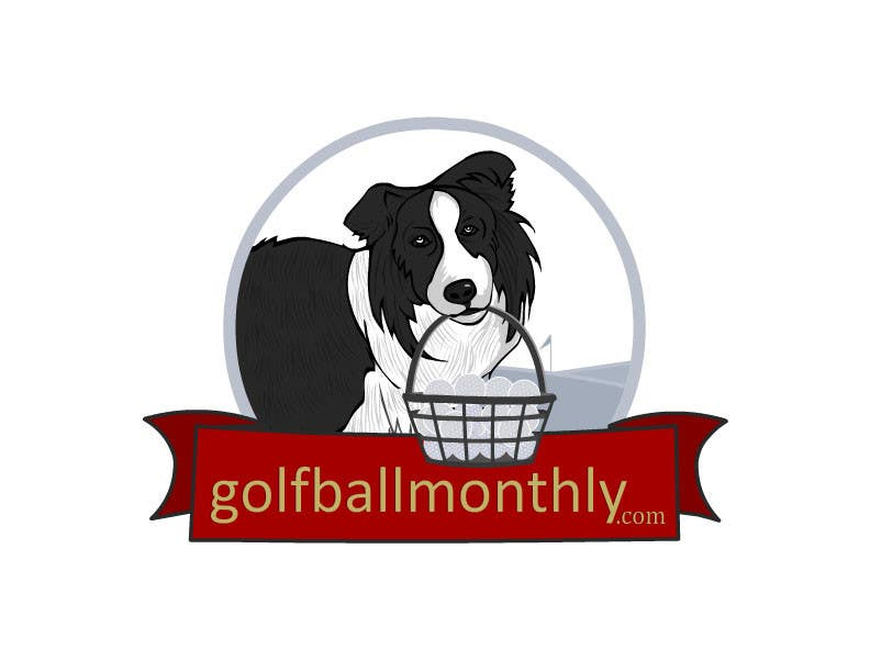 #149 for Logo Design for golfballmonthly.com by soopank20april