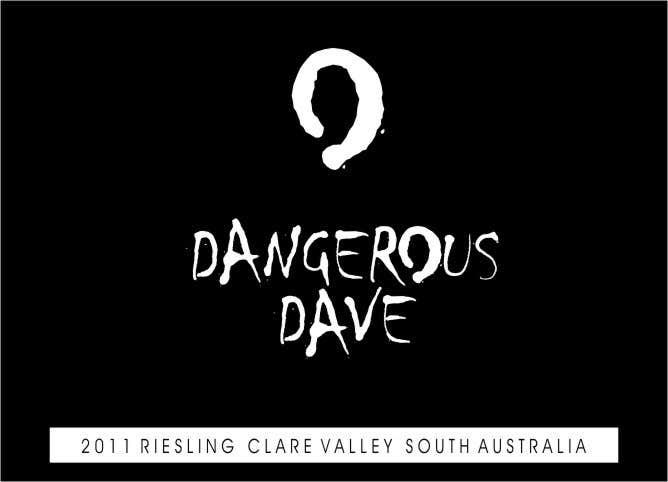 Proposition n°                                        8                                      du concours                                         Wine Label for Dangerous Dave