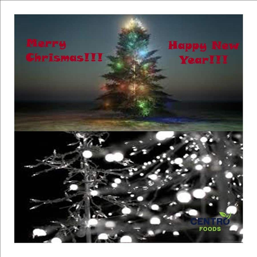 contest entry 103 for merry christmas and happy new year cards to be sent as
