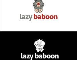 #22 for Lazy Baboon - Logo Contest by vanroco3