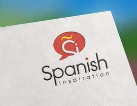 """#219 for improve a logo design or make a new one for a Spanish language school called """"Spanish inspiration"""" af syed9845390699"""