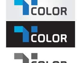 """#95 for design logo for printing company """"T COLOR"""" af markmael"""