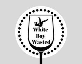 Nro 25 kilpailuun I need logo designed for a campaign called 'White Boy Wasted' stylized create good energy and fun! The term means having  too much to drink and partying like a rockstar.  I want the logo to also maintain adult level of professionalism. Thank you. käyttäjältä janainabarroso