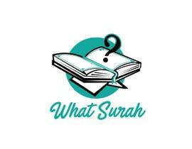 #37 cho I Need a Logo Designed For A mobile App Called What Surah bởi arirushstudio