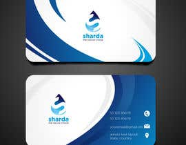 #9 for DESIGN A BUSSINESS CARD AND LOGO FOR PACKAGED DRINKING WATER BRAND af Aimaddesigner