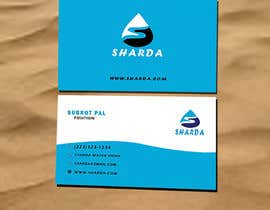 #11 for DESIGN A BUSSINESS CARD AND LOGO FOR PACKAGED DRINKING WATER BRAND af habiburrhman