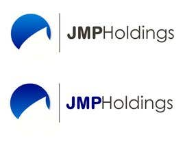 nº 174 pour Logo Design for JMP Holdings par Frontiere