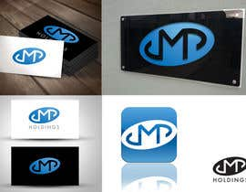nº 283 pour Logo Design for JMP Holdings par benpics