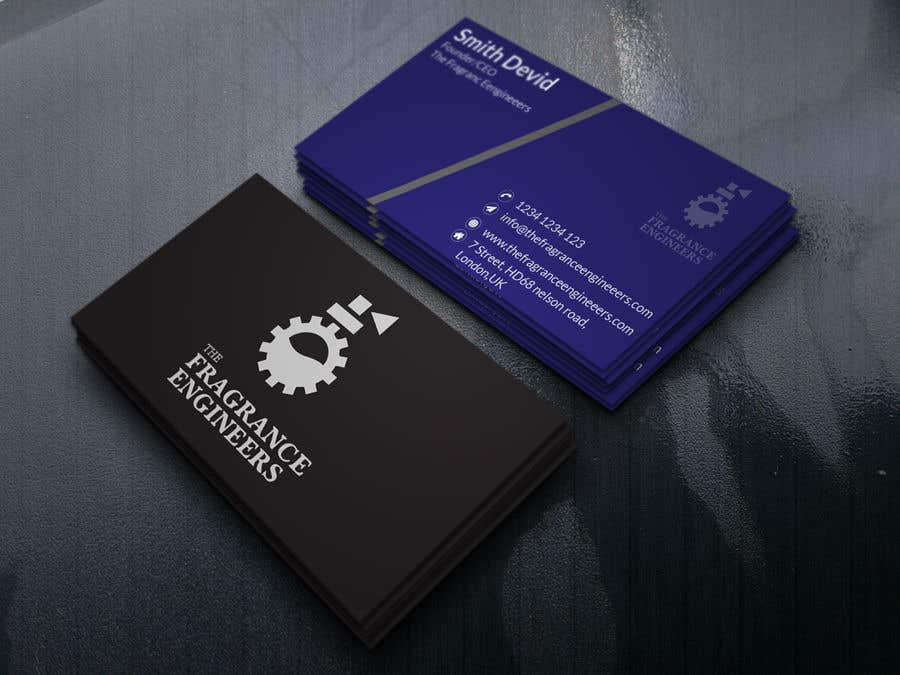 Entry #74 by Alimul1 for Double sided business card | Freelancer
