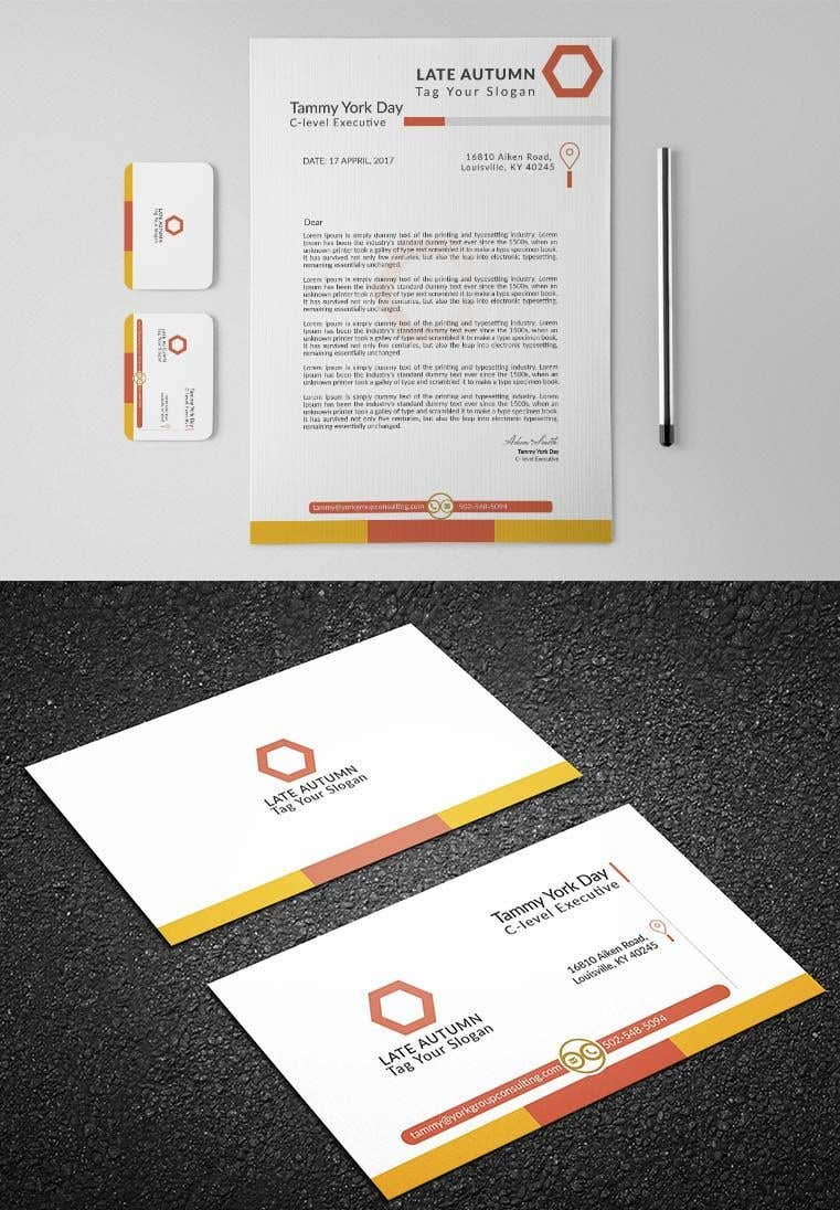 entry 126 by omorfaruk1124 for design some personal stationery