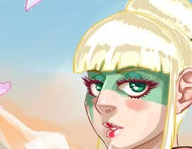 #16 for Lady Gaga Anime by kekit