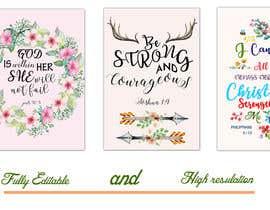 nº 75 pour Recreate these 3 design quotes par ArifurRahaman13