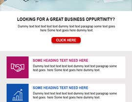 Nro 5 kilpailuun create an attractive email for marketing.. Educational  Digital classes. käyttäjältä soshiv