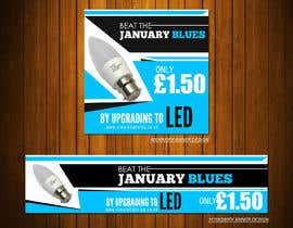 #32 for Email Banner needed for Lighting Retailer by FantasyZone