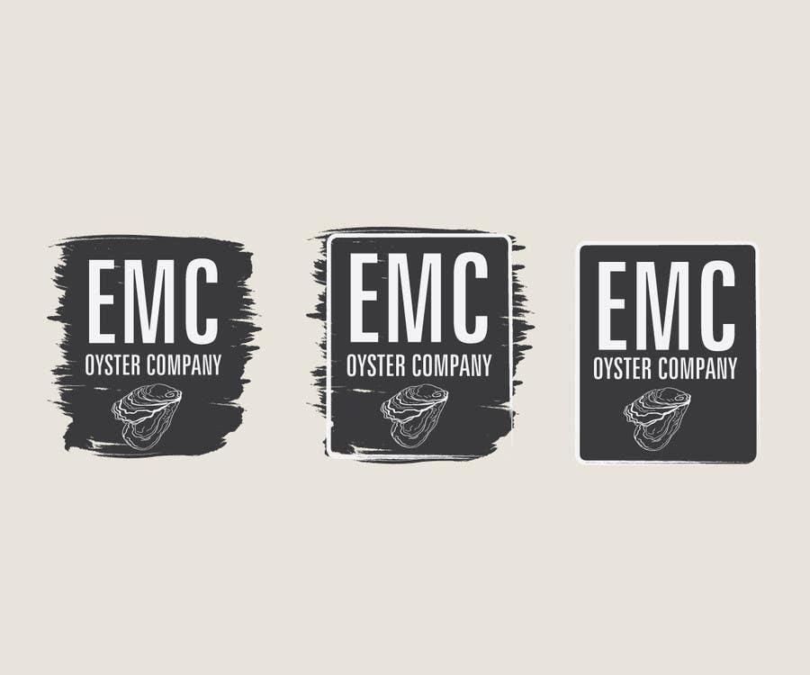 """Intrarea #400 pentru concursul """"Logo Design for EMC Oyster Company"""""""