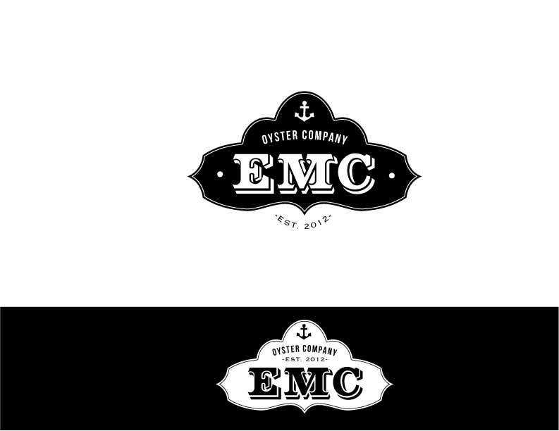 """Intrarea #574 pentru concursul """"Logo Design for EMC Oyster Company"""""""