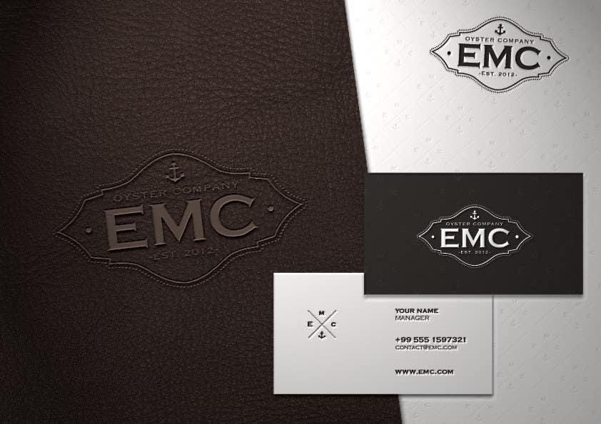"""Intrarea #573 pentru concursul """"Logo Design for EMC Oyster Company"""""""