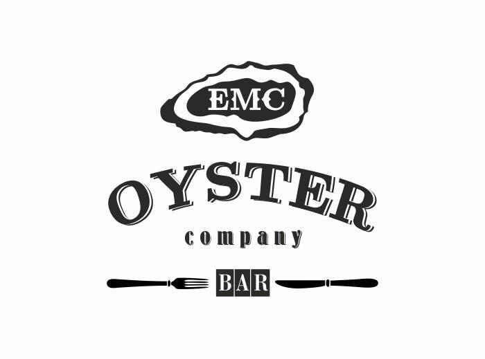 """Intrarea #412 pentru concursul """"Logo Design for EMC Oyster Company"""""""