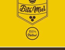 #129 para Design a logo for a Honey brand- Diseñar un logo para una marca de miel de luicheco