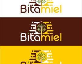#82 para Design a logo for a Honey brand- Diseñar un logo para una marca de miel de rusbelyscastillo