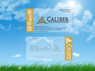 Graphic Design Kilpailutyö #21 kilpailuun Business Card Design for Caliber - The Wealth Development Company