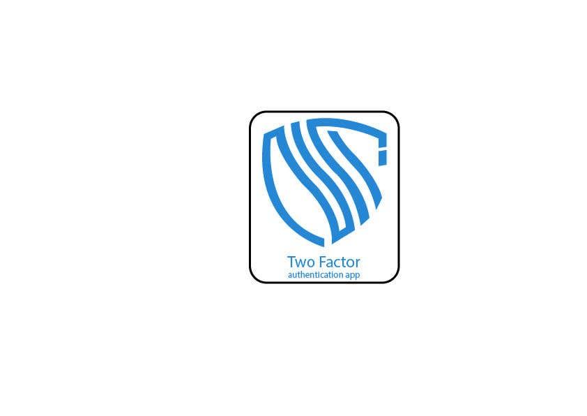 Konkurrenceindlæg #                                        3                                      for                                         Design a Logo for a two-factor authentication app