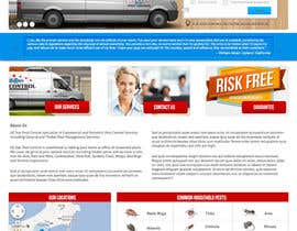 #27 para Website Design for All Star Pest Control por abatastudio