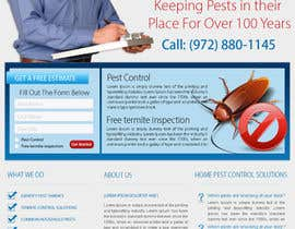 #34 para Website Design for All Star Pest Control por datagrabbers