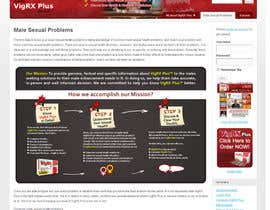 "#27 for Graphic Design for ""how we accomplish our mission"" of www.knowvigrxplusbetter.com by BuDesign"