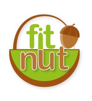 """Intrarea #136 pentru concursul """"Logo Design for Cool Nut/Fit Nut"""""""