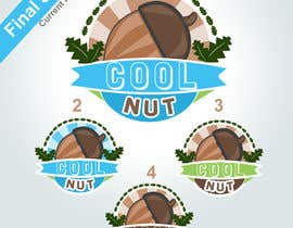 #123 para Logo Design for Cool Nut/Fit Nut por NeOLiO