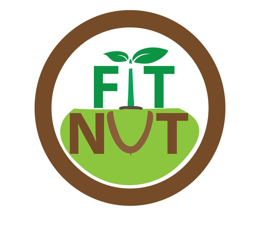 """Intrarea #151 pentru concursul """"Logo Design for Cool Nut/Fit Nut"""""""