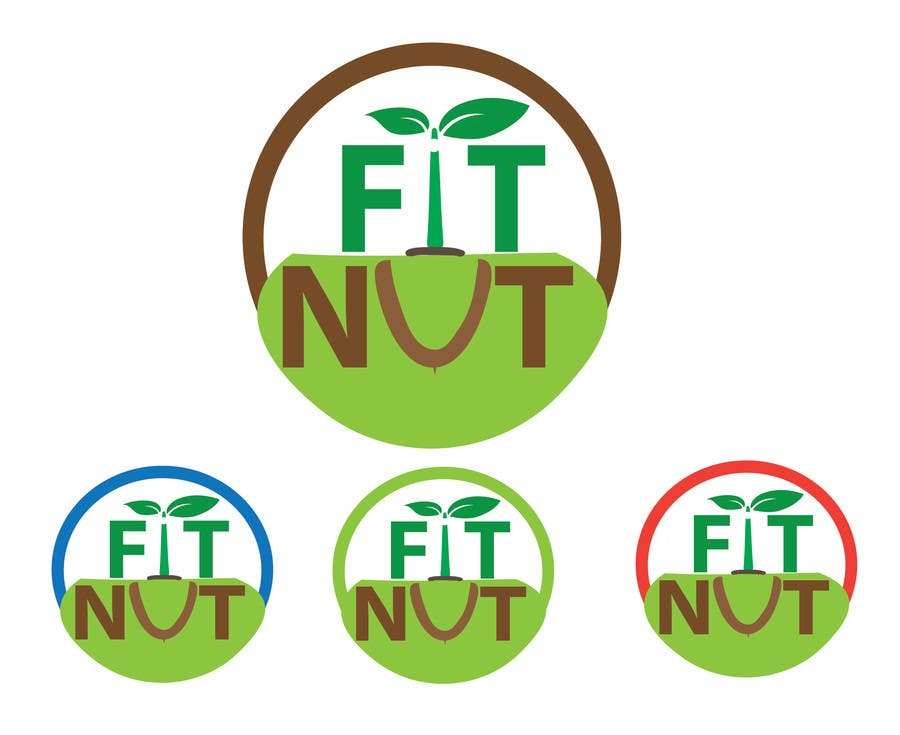 Contest Entry #153 for Logo Design for Cool Nut/Fit Nut