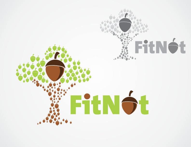 """Intrarea #180 pentru concursul """"Logo Design for Cool Nut/Fit Nut"""""""