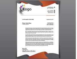 #8 for Design a Letter head including New Logo. by mehrankhansakhir