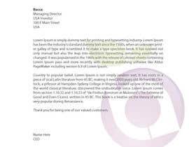 #11 untuk A4 Company Paper oleh daniyalsaeed