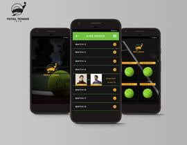 nº 22 pour Logo and App Screens for my Tennis Scores App par vsdriftdezin