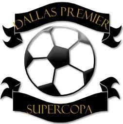 Inscrição nº 51 do Concurso para Logo Design for Dallas Premier Supercopa