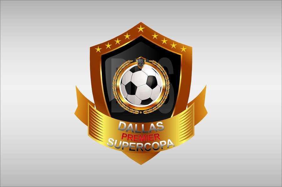 #373 for Logo Design for Dallas Premier Supercopa by Remon1199