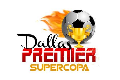 #359 for Logo Design for Dallas Premier Supercopa by KreativeAgency