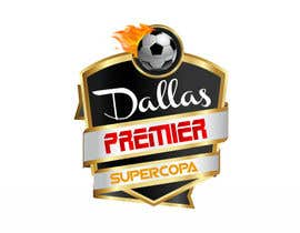 #389 untuk Logo Design for Dallas Premier Supercopa oleh KreativeAgency
