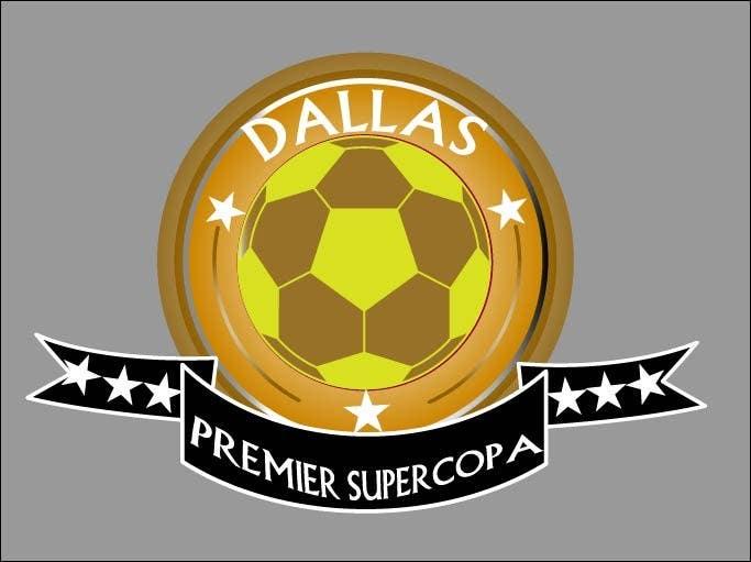 #395 for Logo Design for Dallas Premier Supercopa by creativeblack