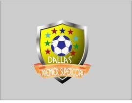 #392 untuk Logo Design for Dallas Premier Supercopa oleh creativeblack