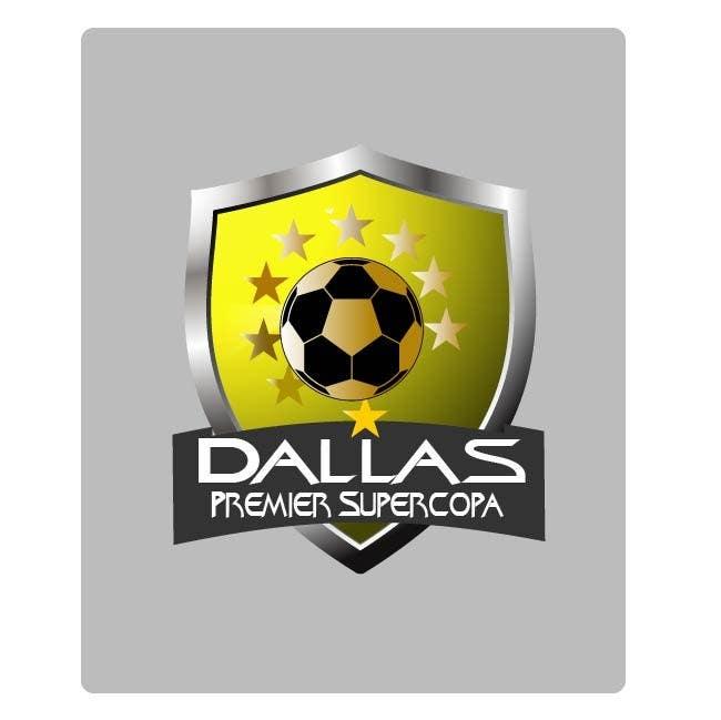 #390 for Logo Design for Dallas Premier Supercopa by creativeblack